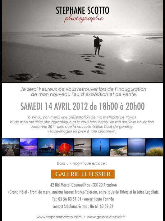 Nouvelle Galerie à Arcachon ! dans Mon actu photographique invitation_01_web2