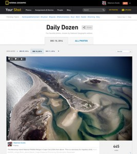 Daily Dozen selection of National Geographic